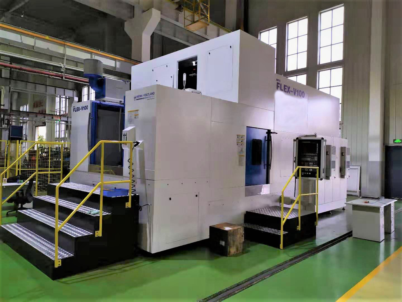 FLEX-V100卧式加工中心